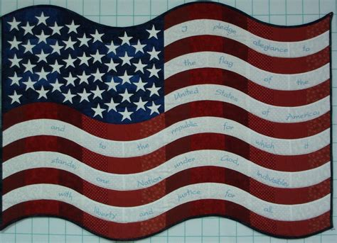 you to see american flag on craftsy