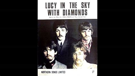 the beatles lucy in the sky with diamonds the beatles lucy in the sky with diamonds 2014 stereo