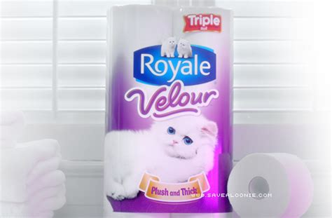 royale bathroom tissue coupon royale velour toilet paper coupon