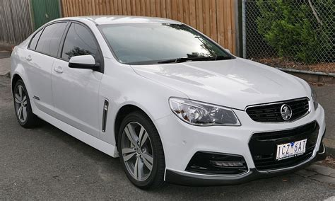 holden vf holden commodore vf