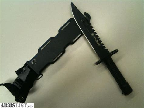 armslist for sale ar15 bayonet smith and wesson