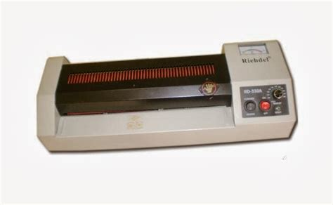 Mesin Laminating Secure Tech harga mesin laminating termurah 2016