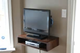 floating tv shelf ideas for the house pinterest