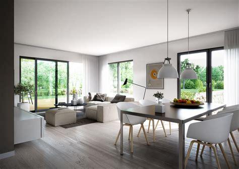 die schönsten wohnzimmer ideen futura bauhaus kern haus traumhauspreis 2015