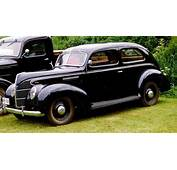 1939 Ford Model 922A 70A Standard Tudor Sedan HPB026