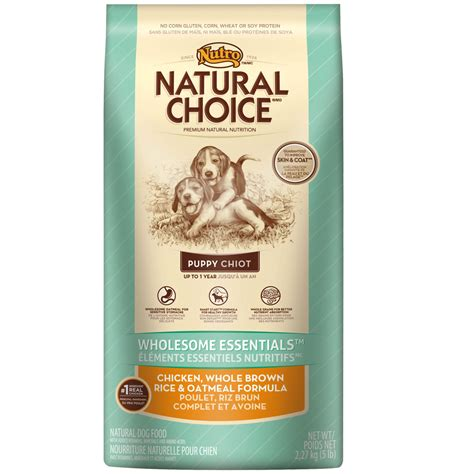 nutro wholesome essentials puppy nutro choice wholesome essentials chicken brown rice oatmeal puppy 5 lb