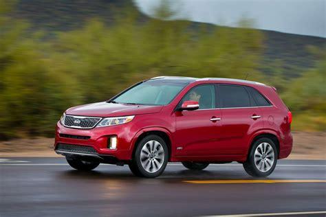 2014 Kia Sorento Length 2014 Kia Sorento Reviews Specs And Prices Cars
