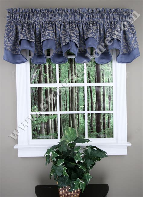 kitchen curtains valances cambridge layered discount valance olive stylemaster