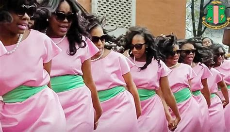 Why Do Alpha Kappa Alpha Do A Background Check Skee Wee This Of Alpha Kappa Alpha Presenting Its Newest Line At Howard Is Epic