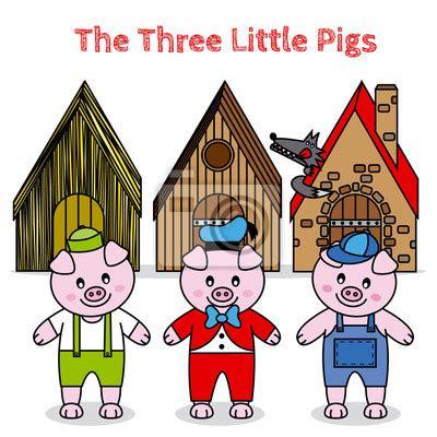 the three pigs el cuento de los tres cerditos vinilo los tres cerditos y el lobo feroz historia de los