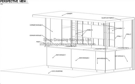 booth design sketch trade booth 2d cad drawings