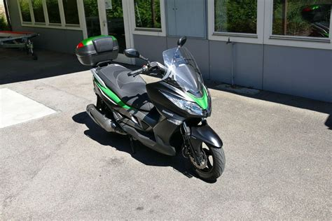 Motorrad Occasion Verkaufen by Motorrad Occasion Kaufen Kawasaki J 300 Abs Gunti Cars