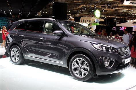 2015 Kia Sorento Images 2015 Kia Sorento Photo Gallery Autoblog