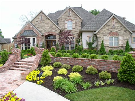 Landscape Pictures Front House Landscaping For Curb Appeal Cleveland Real Estate