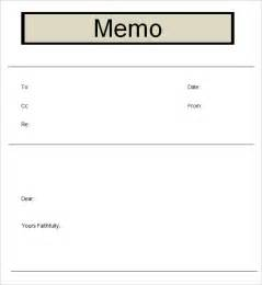 Memo Template Design Blank Memo Template 18 Free Word Pdf Documents