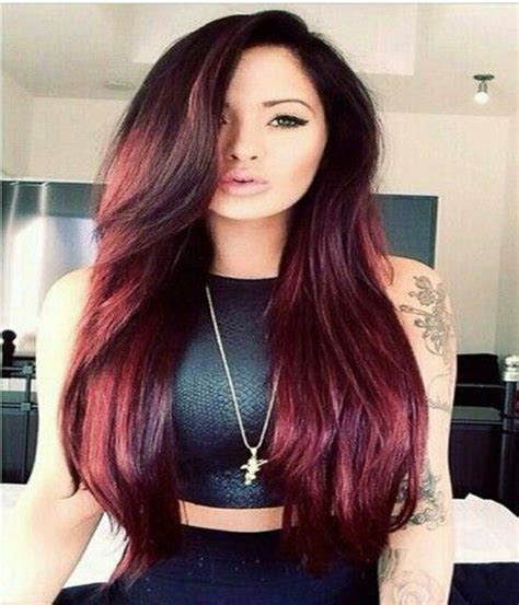 hairstyles 2015 colours long red color hairstyle 2014 2015 zquotes