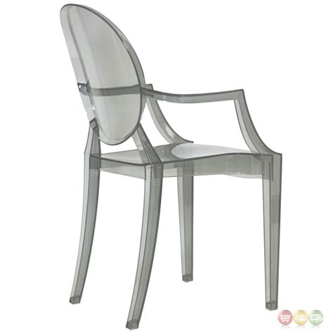 stackable armchairs set of 2 casper futuristic stackable acrylic dining