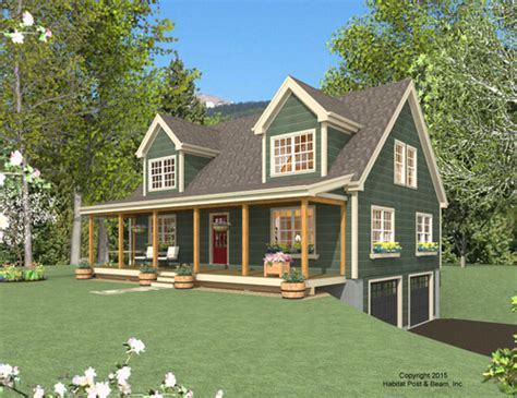 A Frame House Plans With Basement ref project 3725 based on our deerfield series http