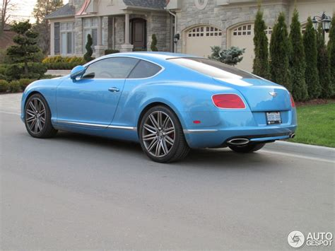 matte blue bentley pin blue on