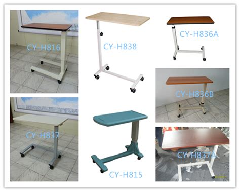 used hospital bedside tables hospital bed tray tables used patient bedside tables