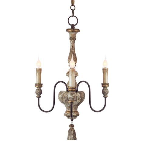 Brown Chandelier Charlot Rustic Gold Brown Wood Chandelier Kathy Kuo Home