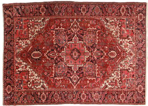 8x11 Rugs by Heriz 8x11 Wool Rug 8069