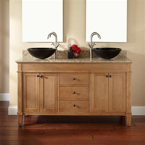 Beautiful Bathroom Vanities Beautiful Bathroom Vanity With Vessel Sink On Bathroom