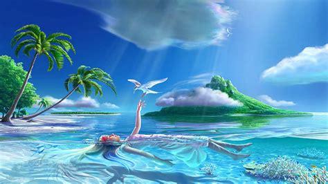 imagenes de paisajes relajantes paisajes de islas wallpaper tropical