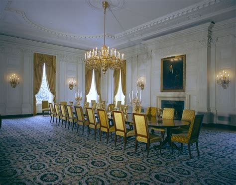 white house state dining room white house rooms state dining room john f kennedy