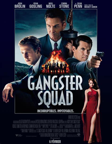 film gangster drole 171 gangster squad 187 un bon film 171 pop corn 187 elle