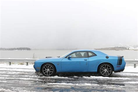 dodge challenger rt scat pack review   hp