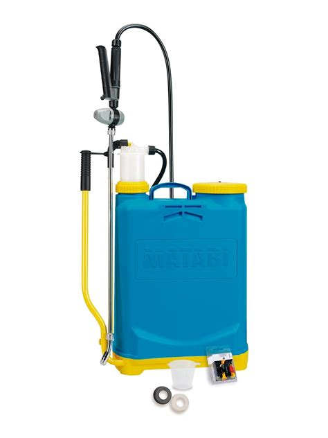 Knapsack Sprayer Alpha 16 the best knapsack sprayer for lawn care gardening