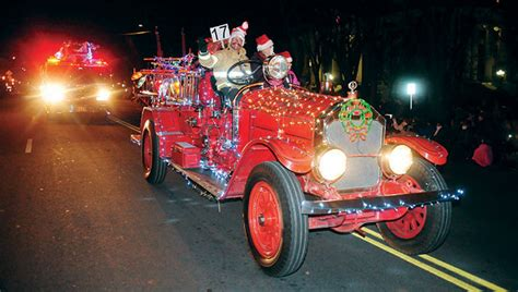 light up viera parade 2017 prescott s holiday light parade lights up with more