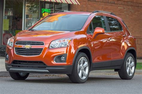 2016 chevrolet trax pricing for sale edmunds