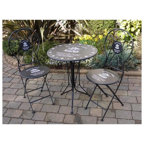 bistro patio furniture sets bistro set patio furniture swanky interiors