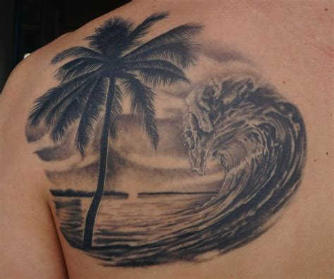 beach tattoo ideas tattoos designs ideas and meaning tattoos for you