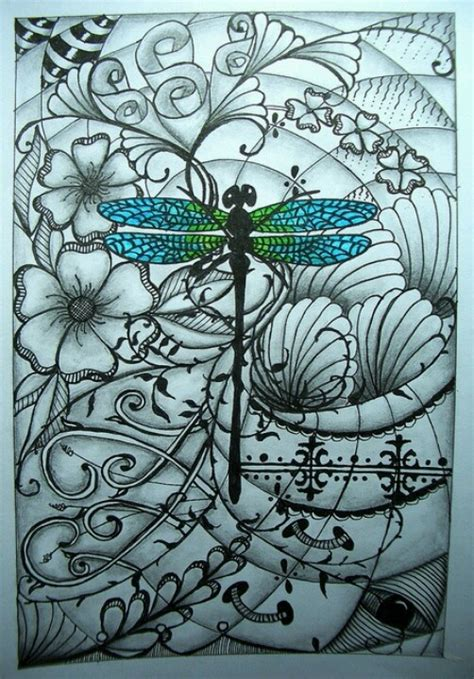 doodle dea 71 best dragonfly tattoos images on