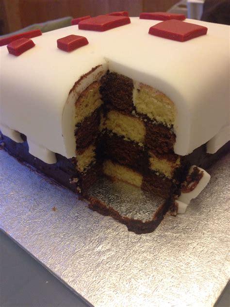 checkerboard cake recipe checkerboard cake square