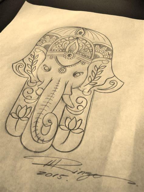 ganesh hamsa tattoo m 225 s de 1000 ideas sobre tatuaje de ganesha en pinterest