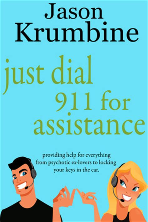 book review just 911 for assistance by jason