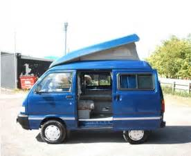 Pop Up Camper Awning Micro Mini Campers Romahome Camper Bedford Bambi Van