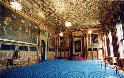robing room review of the audio tour of the houses of parliament