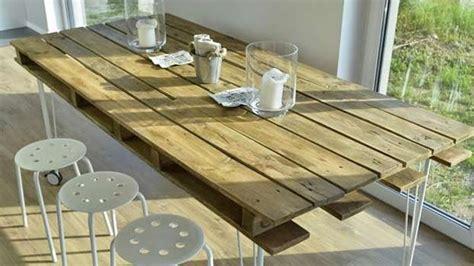 tavoli in legno fai da te 5 tavoli in legno economici e fai da te bcasa