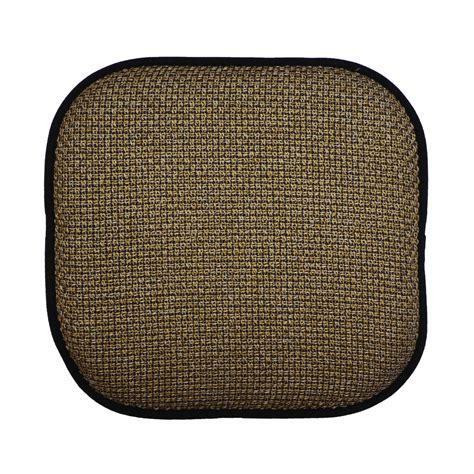 memory foam chair padseat cushion   slip backing  ebay