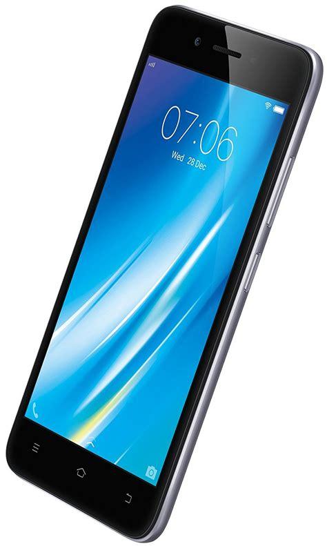 Vivo Y53 Smartphone Black 16 Gb 2 Gb Garansi Resmi vivo y53 16gb price shop vivo y53 space grey 16gb 2gb