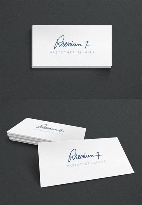 business card presentation template 30 free premium business card mockup psd files for