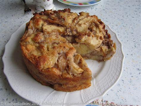 kuchen apfel sonntagss 252 223 apfel walnuss pudding kuchen