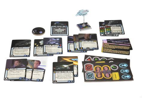 Promo Posthuman Defiant Expansion Board trek attack wing starter set expansion packs necaonline