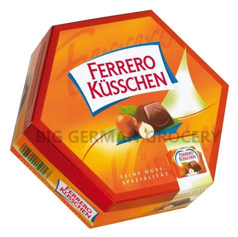 ferrero küsschen kuchen ferrero big german grocery