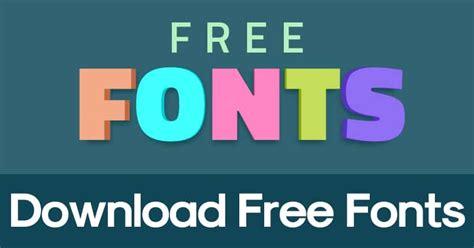 best websites for free fonts top 10 best free fonts websites 2019